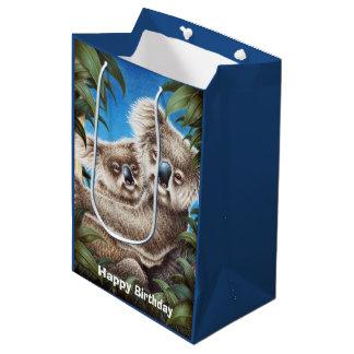 Koala's Medium Cadeauzakje