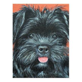 Koda - het Schilderen van Terrier Briefkaart