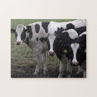 Koeien Legpuzzel