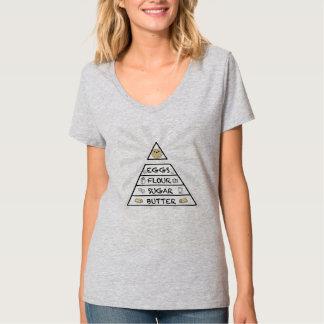 Koekje van Verlichting met Zonnestraal T Shirt