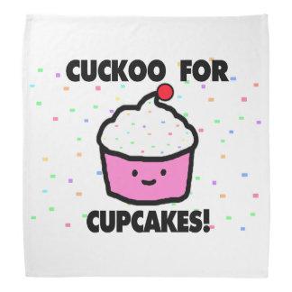 Koekoek voor Cupcakes Feestelijke Cutie Bandana