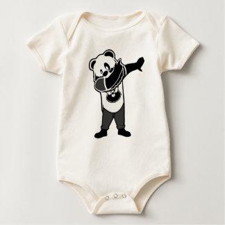 koel bier bettend ontwerp baby shirt