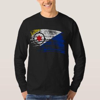 Koel Bonaire vlagontwerp T Shirt