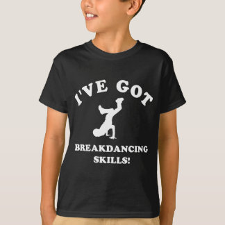 koel breakdancedesign t shirt
