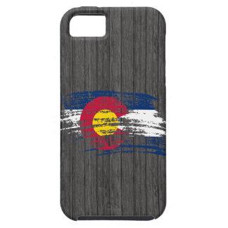 Koel Coloradan vlagontwerp Tough iPhone 5 Hoesje