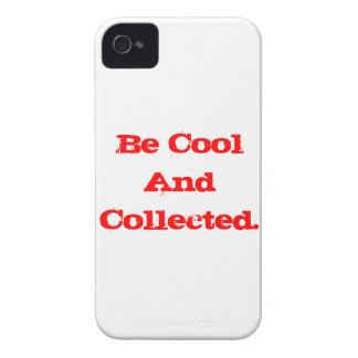 Koel en Verzameld ben iPhone 4 Hoesje