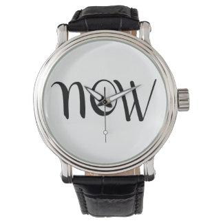 """Koel """"nu"""" Horloge - YOLO!"""