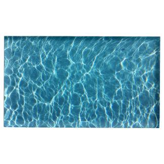 Koel poolwater tafelnummer houder