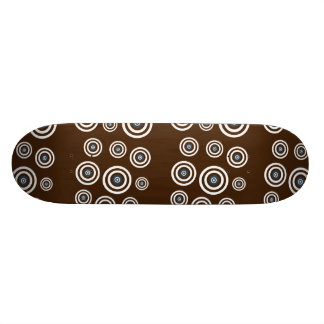 Koel retro oud schoolskateboard 21,6 cm old school skateboard deck