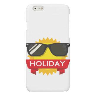 Koel sunglass zon matte iPhone 6 hoesje