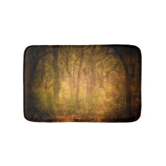 Koel van het de bomenthema van het Oerwoud de Badmat