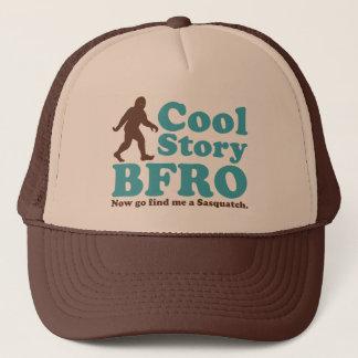 Koel Verhaal BFRO Trucker Pet