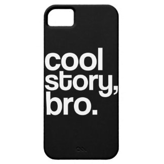Koel Verhaal Bro iPhone 5 Cases