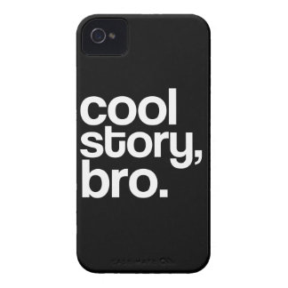 Koel Verhaal, Bro. iPhone 4 Hoesje
