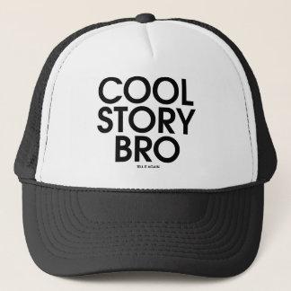 Koel Verhaal Bro Meme Trucker Pet
