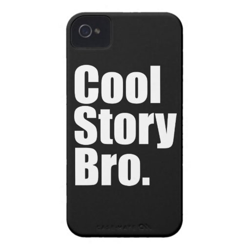 Koel Verhaal Bro. Nauwelijks There™ iPhone 4 Cas iPhone 4 Hoesjes