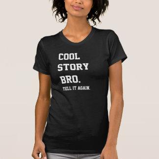 koel verhaal, brooverhemd t shirt