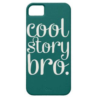 Koel Verhaal Groene Bro Barely There iPhone 5 Hoesje