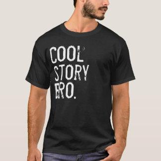 Koel verhaal t shirt