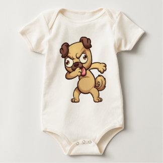 koele Dierlijke schar Baby Shirt