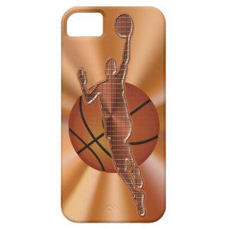 Koele iPhone 5 Retro & Techy Hoesje van het Basket