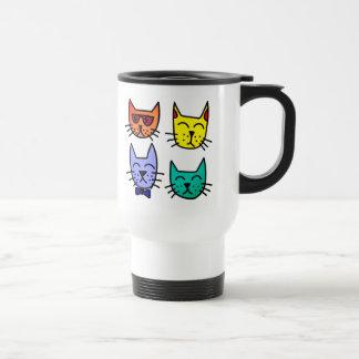 Koele Katten Reisbeker