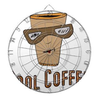 Koele Koffie Dartbord