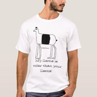 Koele lama t shirt