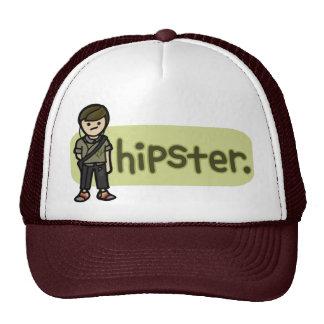 koele pet hipster hoed