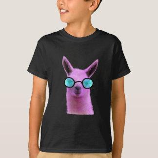 Koele Roze Lama! T Shirt