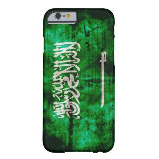 Koele Saoedi-arabische Vlag Barely There iPhone 6 Hoesje