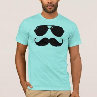 Koele Snor met Schaduwen T Shirt
