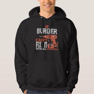 Koele T-shirt voor HAMBURGER