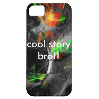 koele verhaalbro!! barely there iPhone 5 hoesje