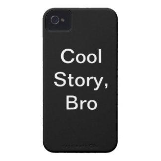 koele verhaalbro iPhone 4 hoesje