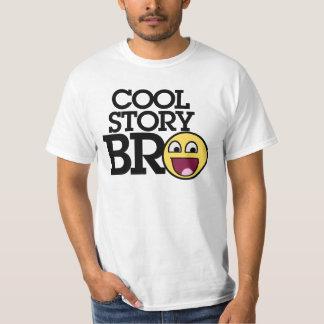 Koele verhaalbro t shirt