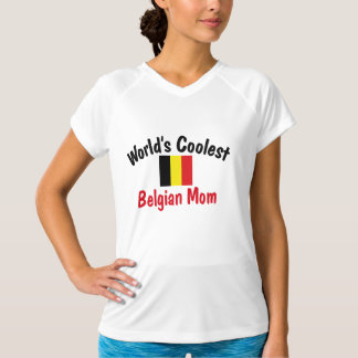 Koelste Belgisch Mamma T Shirt