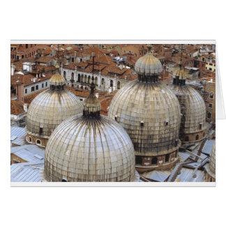 Koepels van San Marco Kaart