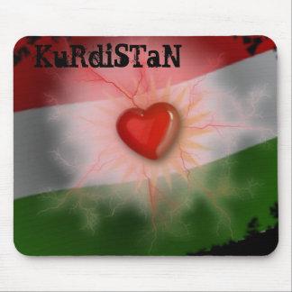 Koerdistan Aangepaste Mousepad - Muismatten