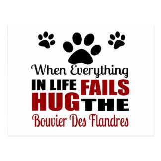 Koester Bouvier Des Flandres Dog Briefkaart