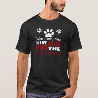 Koester de Hond van Dogue DE Bordeaux T Shirt