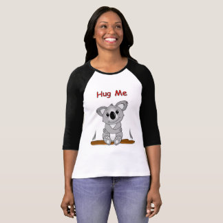 Koester me het Overhemd van de Koala T Shirt