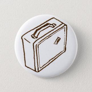 koffer ronde button 5,7 cm