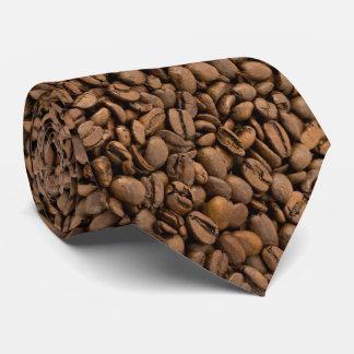 Koffie-bonen Stropdassen