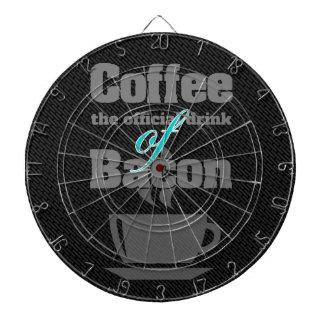 koffie en bacon dartborden