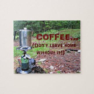 Koffie Foto Puzzels