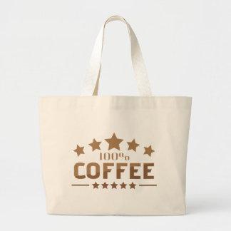 koffie grote draagtas