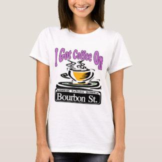 Koffie op Bourbon St. T Shirt