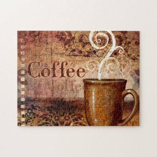 Koffie Puzzels