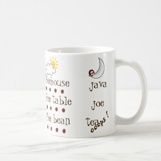 Koffie vooral koffiemok